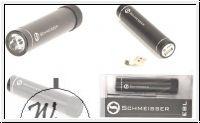 Schmeisser EBL Energy Backup Light mit Ladegerät für USB-Geräte