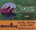 Geschosse Sierra