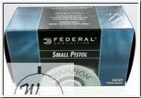 Small Pistol Federal 100 Zünhütchen 1000 Stk.