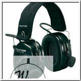 PELTOR Tactical XP Elektroakustischer Gehörschutz mit Falt-Kopfb