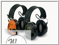 PELTOR SportTac Hunting Elektroakustischer Gehörschutz mit Falt-