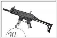 Stribog Kaliber 9mm Para 8 Lauflänge