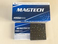 Small Pistol Magtech 1 1/2 Zündhütchen 1000 Stk.