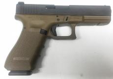 Glock 17 Gen4 Sondermodell Flat Dark Earth