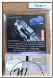 LPA Visierung TXT03-F1 für S&W Revolver