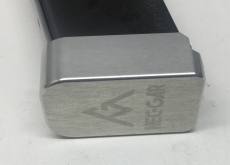 Aluminium Magazinboden Sig Sauer Silber