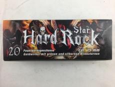 Umarex Hard Rock Star Feuerwerksterne, Signaleffekte, 15mm, 20 Stück