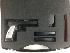 CZ Tactical Sports 2 silver TS 2 9mmLuger
