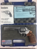 Smith & Wesson 686-6 Competitor in .357 Magnum