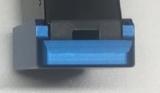 Aluminium Magazinboden Sig Sauer Blau