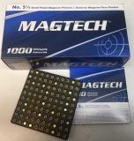Small Pistol Magtech Magnum 5 1/2 Zündhütchen 1000 Stk.