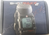 DAA Shotmaxx-2 Watch Timer Displayhintergrund Weiß