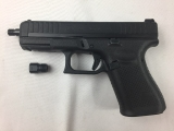 Glock 44 .22lfb mit Gewindelauf