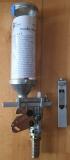 Kurzer Pulverschieber von DAA für Dillon Pulverfüller RL 550, XL 650/750 und Super 1050