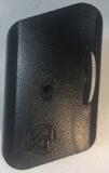 DAA Racer Kunststoff Magazintasche für zweireihige Hi Cap Magazine schwarz