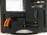 CZ Tactical Sports Orange 9mmLuger
