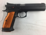 CZ Tactical Sports Orange 9mmLuger