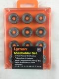 Lyman Hülsenhalter Set 11 Stück für Pressen und E-ZEE Zündhütchensetzer