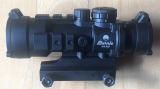 Burris AR-536 Rotpunktvisier mit 5 facher Vergrößerung